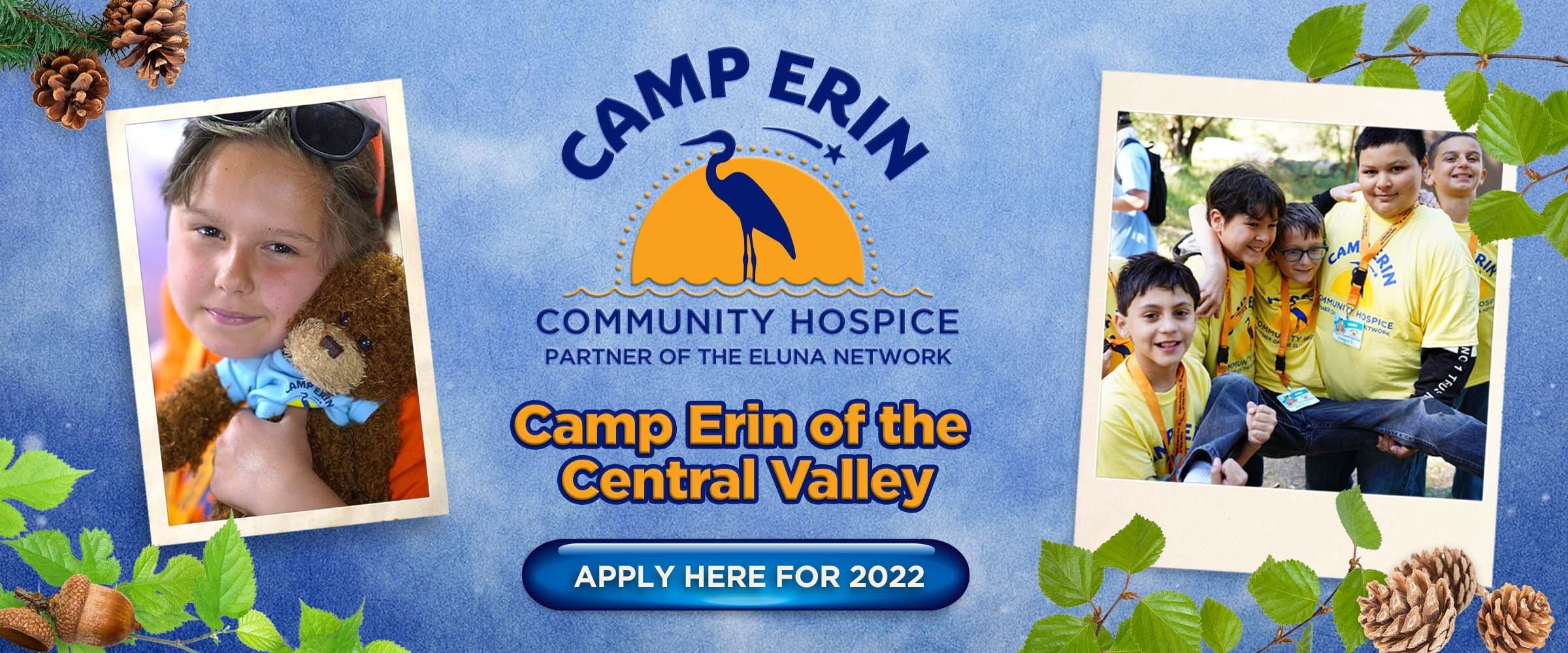 Camp Erin Carousel 2021